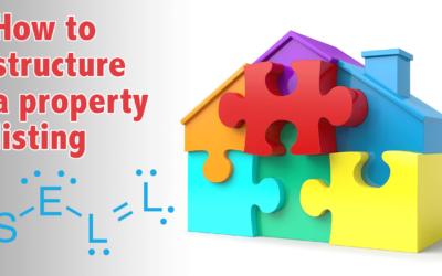 How to structure a property listing