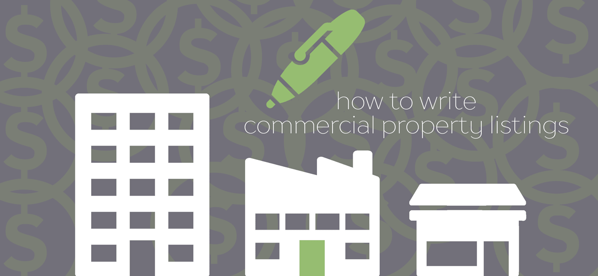 How to write commercial property listings