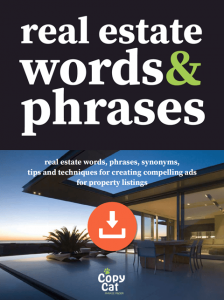 Real Estate Words and Phrases - Free eBook