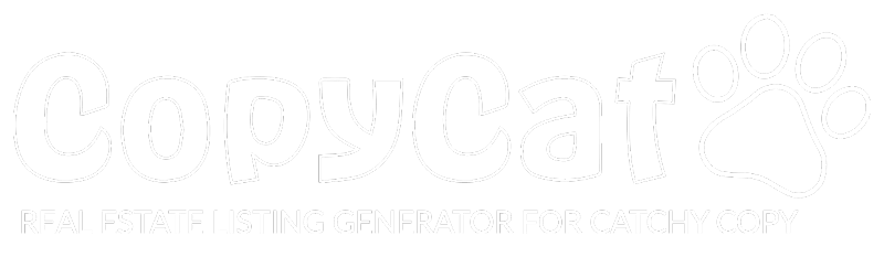 Copy Cat Real Estate Listing Generator